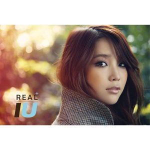Only I didn't know / IU Album Cover