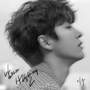 Because I love you / LEEWOO Album Cover