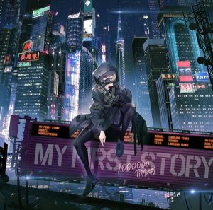 1,000,000 TIMES feat. chelly (EGOIST) / MY FIRST STORY