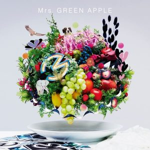 PRESENT (Japanese ver.) / Mrs. GREEN APPLE