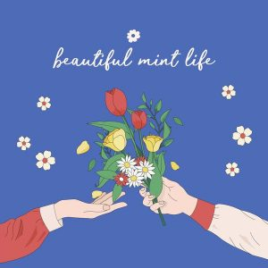 Beautiful Mint Life / Stella Jang & Lee MinHyuk Album Cover