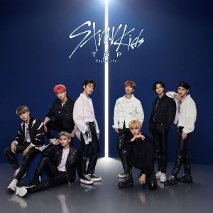 TOP (English ver.) / Stray Kids Album Cover