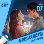 Our memories in summer / Nana (After School) & Park Sung Hoon