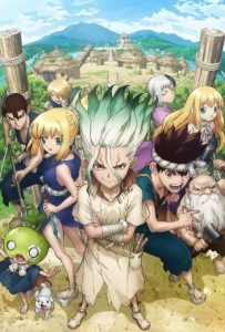 Dr. STONE Opening and Ending Songs List