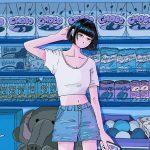 BLUE feat. kojikoji / LUCKY TAPES