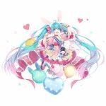 JUMP UP feat. Hatsune Miku / DECO*27
